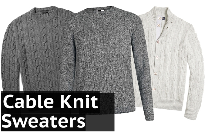 CableKnitSweaters
